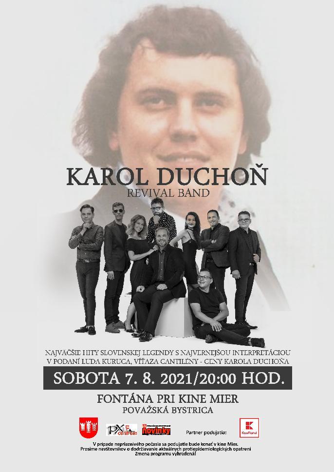 KAROL DUCHOŇ Revival Band