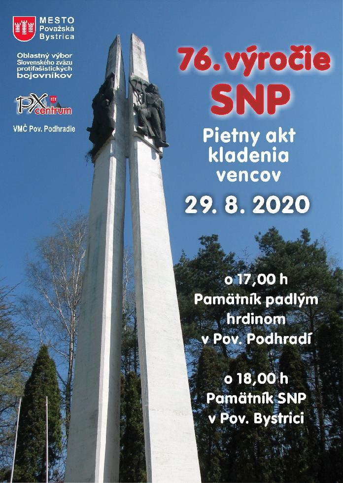 76. výročie SNP