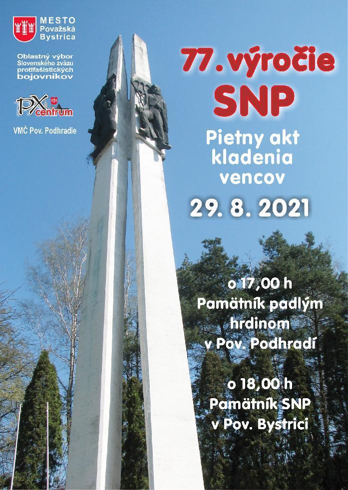 77. výročie SNP