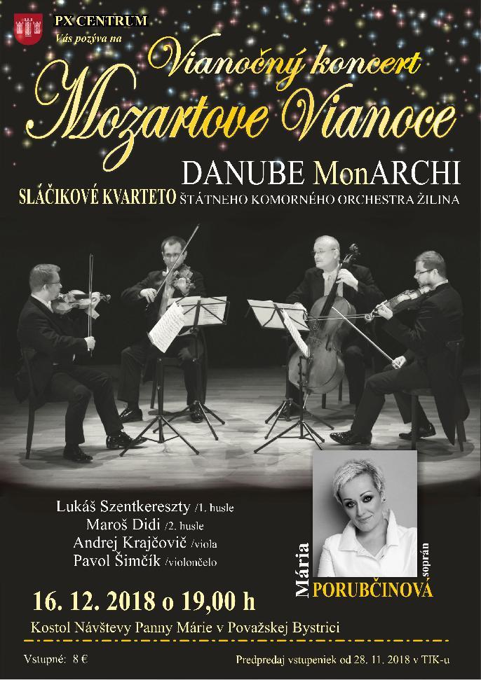 Mozartove Vianoce