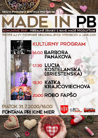 MADE IN PB