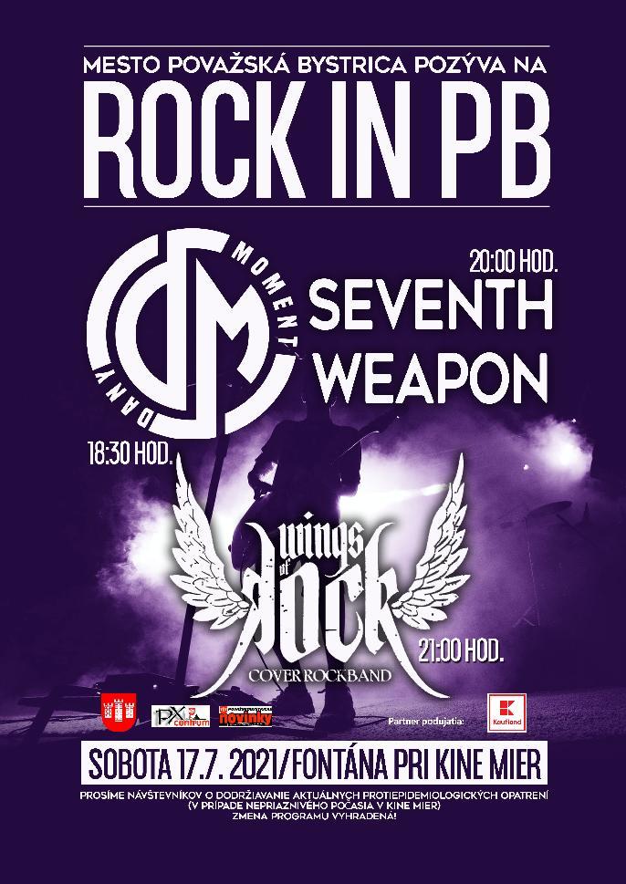 ROCK IN PB