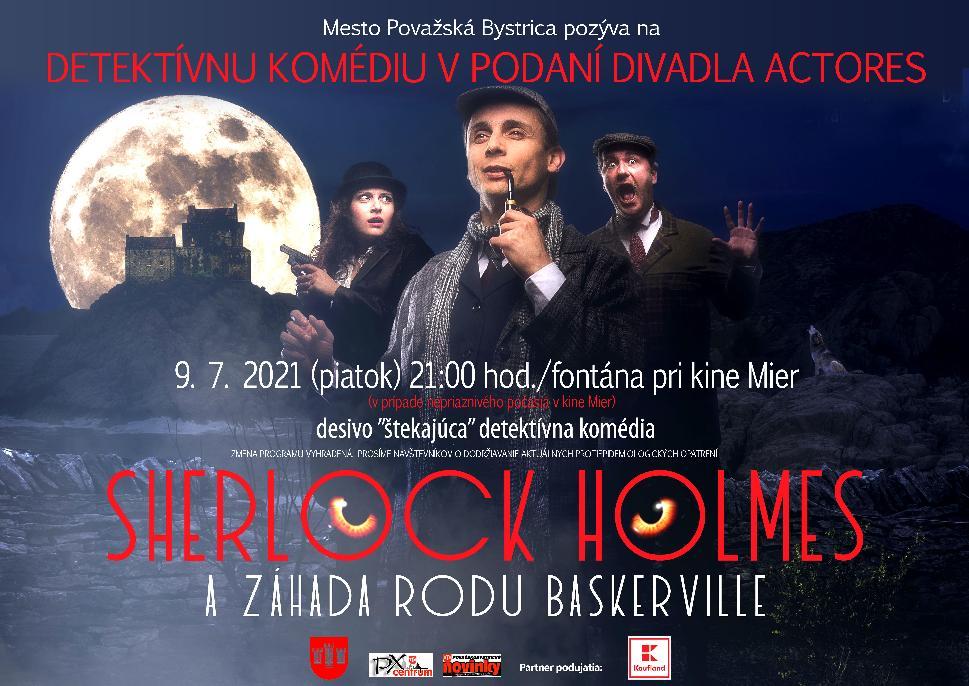 Sherlock Holmes a záhada rodu Baskerville