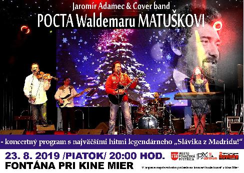 Pocta Waldemarovi Matuškovi