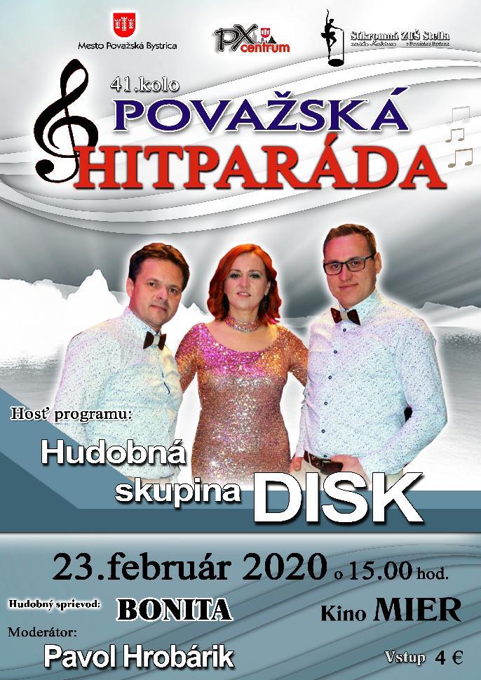 Považská hitparáda - 41. kolo